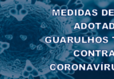 GT adota diversas medidas para prevenir a disseminação do COVID-19