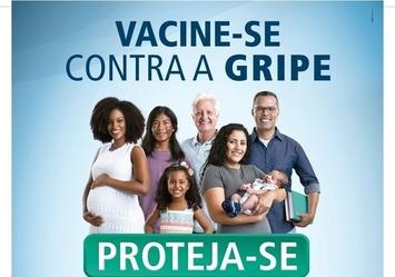 Anote na agenda: Dia 18/06 é dia de vacinação
